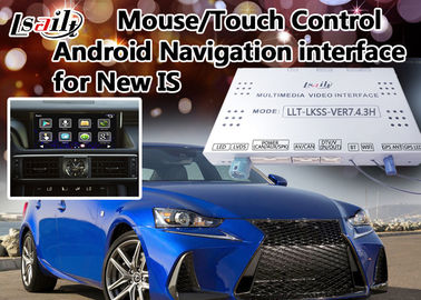 Two in One Android 6.0 Lexus Video Interface for IS Support WIFI / Mirrorlink / Google Play